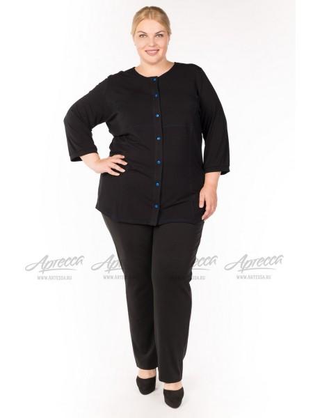 Блузка  BL04803BLK08 черный
