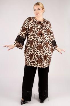 Жакет GA01606LEO03 леопард