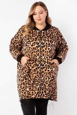 Жакет GA23006LEO16 леопард