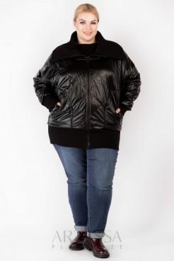 Куртка KR00133BLK01 черный