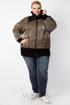 Куртка KR00133BRW19 коричневый