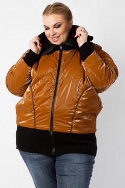 Куртка KR00133YLW51 горчица