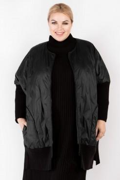Куртка KR00233BLK01 черный