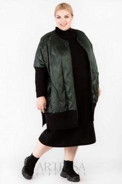 Куртка KR00233GRN45 зеленый