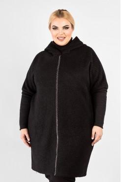 Пальто PL10123BLK01черный
