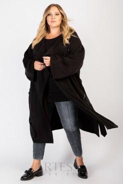 Пальто PL25128BLK01 черный