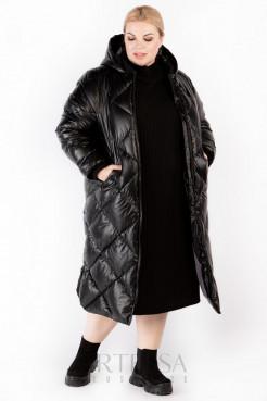 Пальто PL25233BLK01 черный
