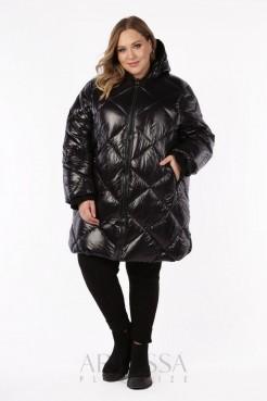 Пальто PL25333BLK01 черный