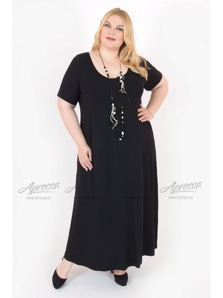 Платье PP21803BLK00 черный