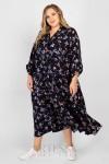 Платье PP56104SAK05 цветы