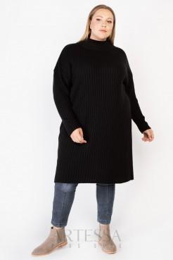 Платье PP60928BLK01 черный