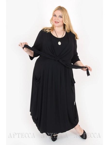 Платье SV063.2 черный