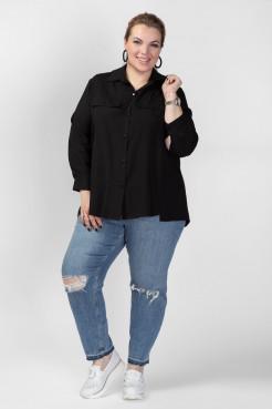 Блузка BL50504BLK01 (черный)