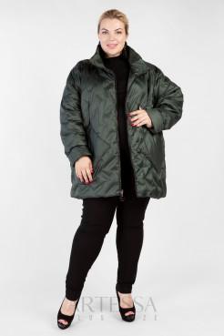 Куртка KR00333GRN45 хаки