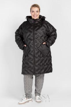 Пальто PL26033BLK01черный
