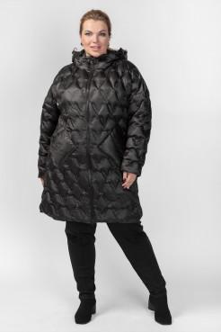 Пальто PL26133BLK01 черный