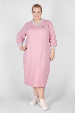 Платье PP12202PUR39 сиреневый