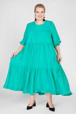 Платье PP22904GRN43 светло-зеленый