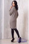 Жакет жен. 1339 серо-коричневый