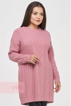 Туника 182-4805 розовая дымка
