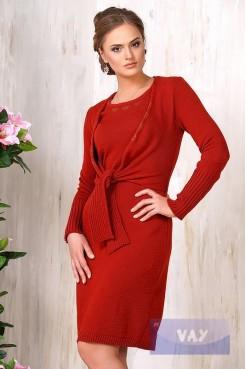 Платье 2063 хна