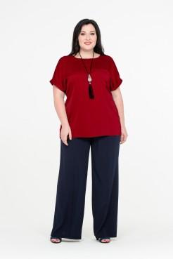 Блузка Олимпия (красный)