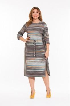 Платье Агат (мульти)