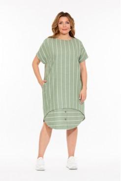 Платье Аланьи (хаки)