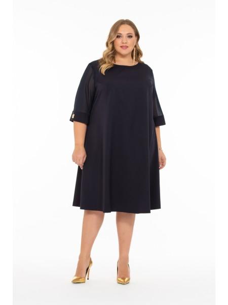 Платье Белмонти (темно синий)