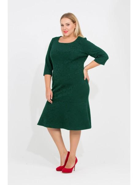 Платье Джулия (зеленый)