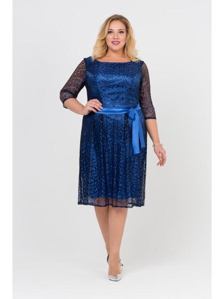 Платье Эсме (синий)