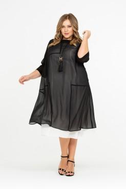 Платье Оноре (черный)