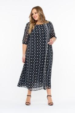 Платье Риволи (черный)