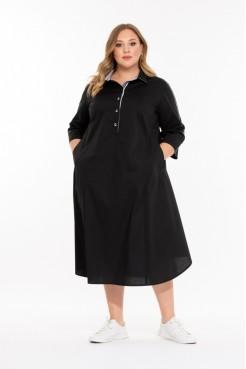 Платье Тодес (черный)