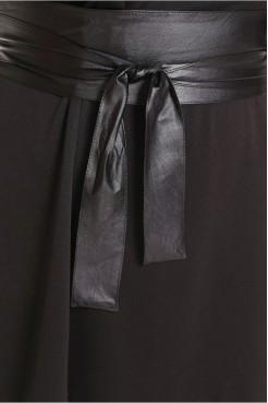 Пояс-кушак 005А (черный)