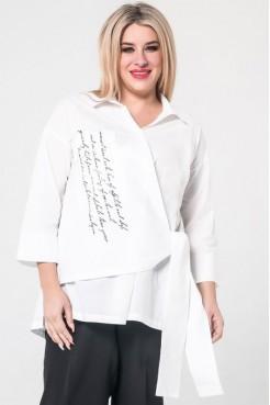 Рубашка 1034 белый