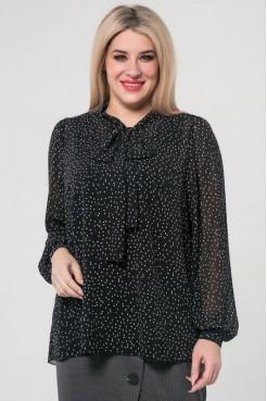 Блузка 1069 черный