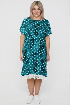 Платье 1104 светло зеленый
