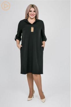 Платье 1125 черный