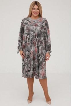 Платье 1164 розовый