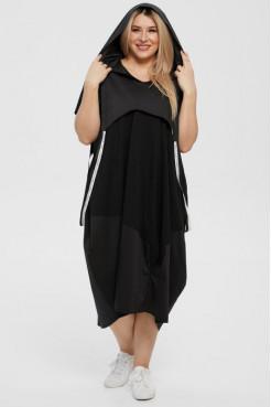 Платье 1226 черный