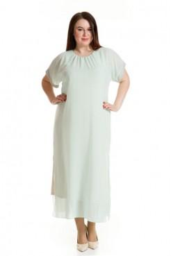 Платье 701 (светло-зеленый)