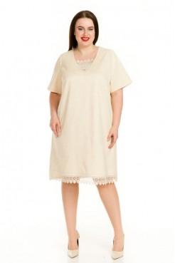 Платье 720 (молочный)