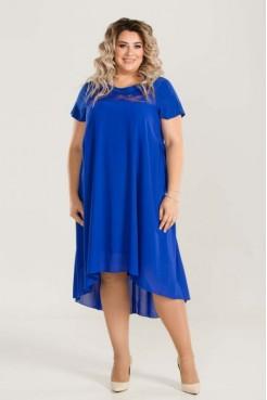 Платье 731 (синий)