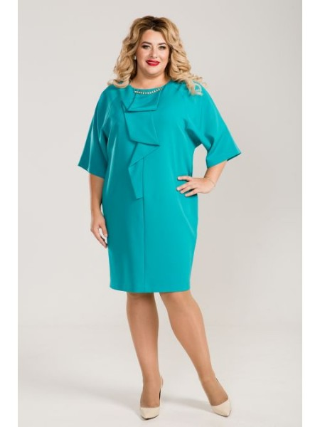 Платье 793 (бирюза)