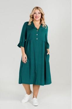 Платье 825 (зеленый)