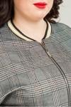 Куртка 841 (серый)
