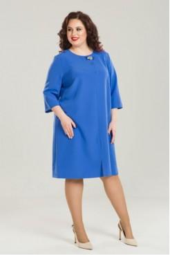 Платье 847 (синий)