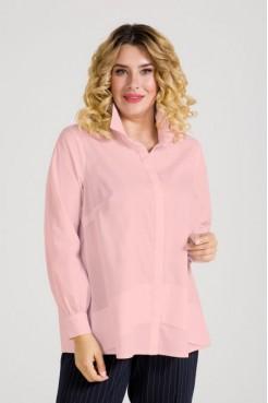 Рубашка 924 пудра