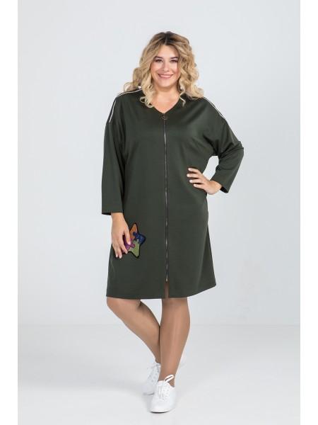 Платье 934 (зеленый)